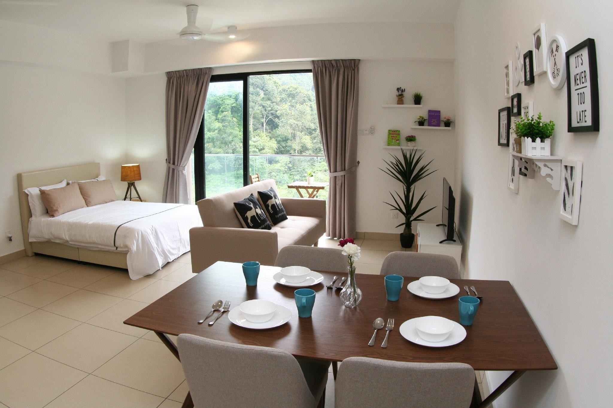 RELAX And COZY HOME @ MIDHILLS GENTING