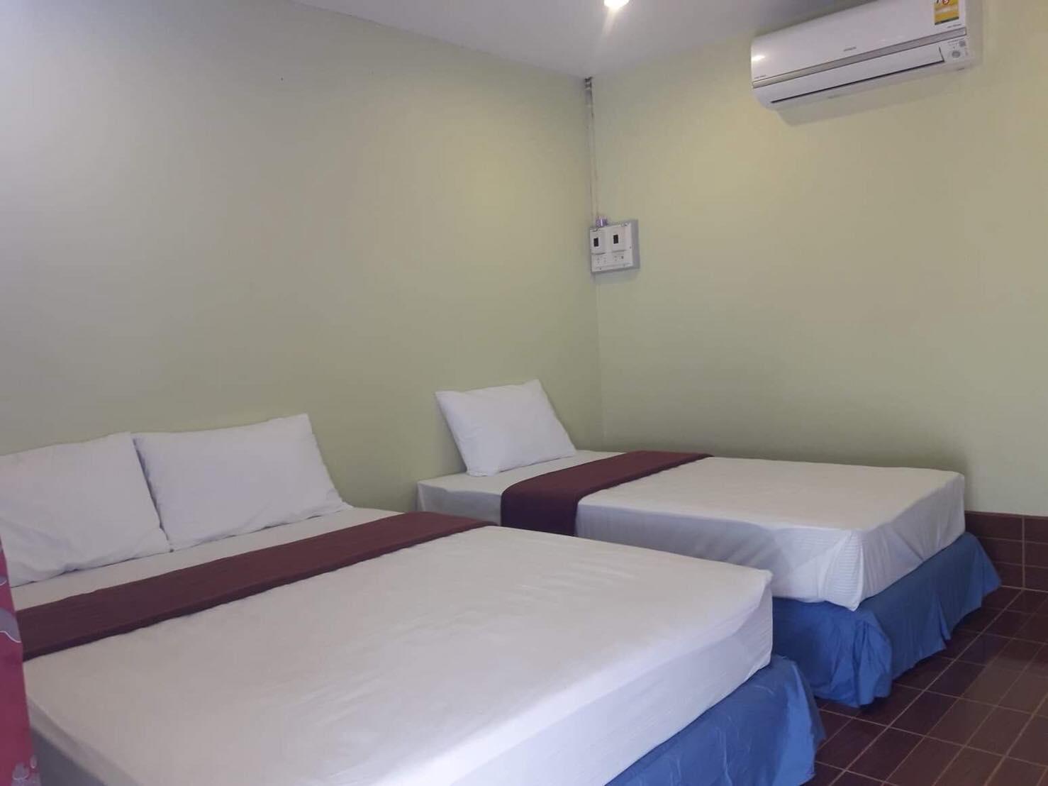 Immy Resort สตูดิโอ บ้านเดี่ยว 0 ห้องน้ำส่วนตัว ขนาด 6 ตร.ม. – บ้านทรายไทย