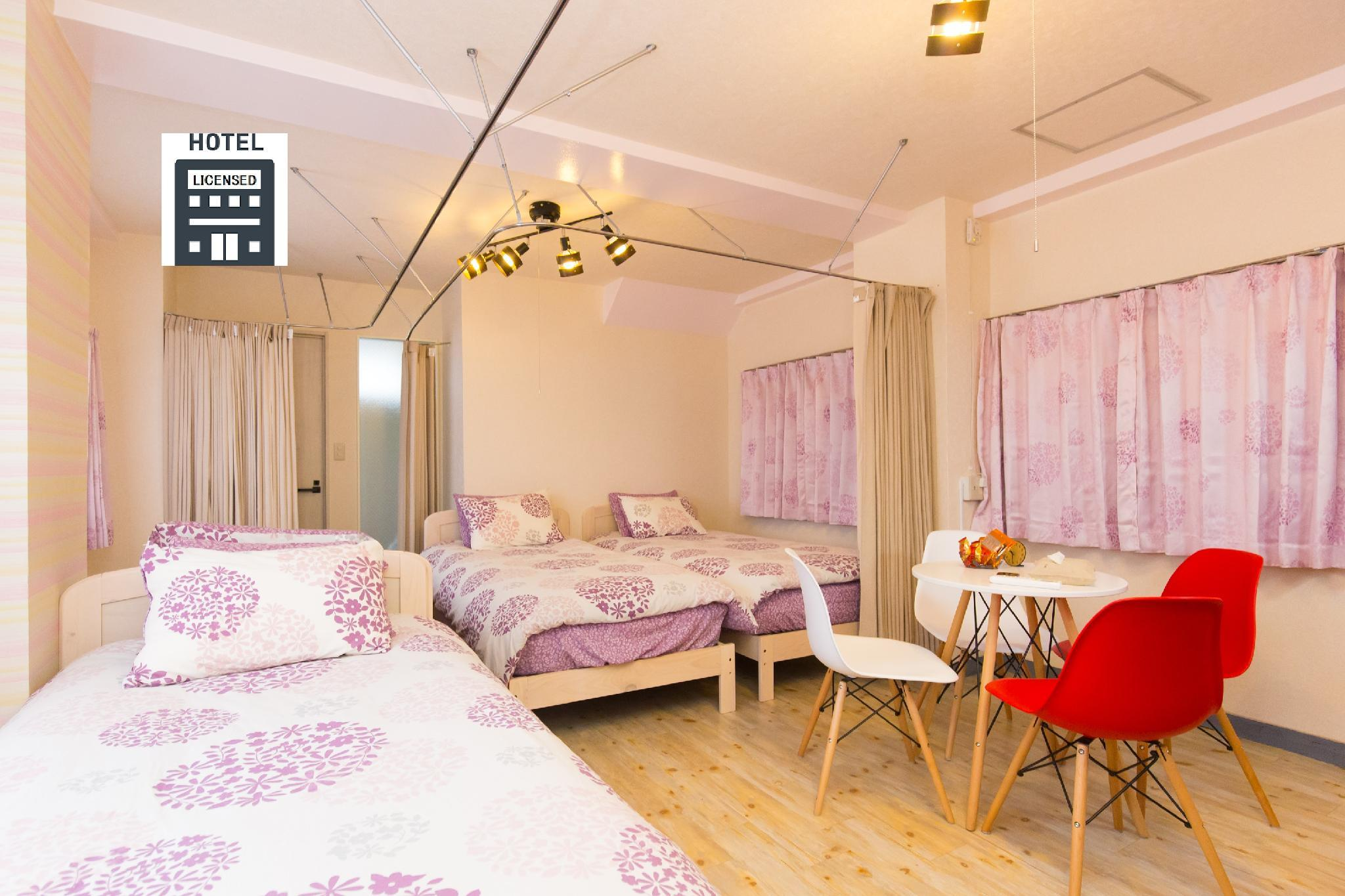 CPMM Koenji 3 Cute Room