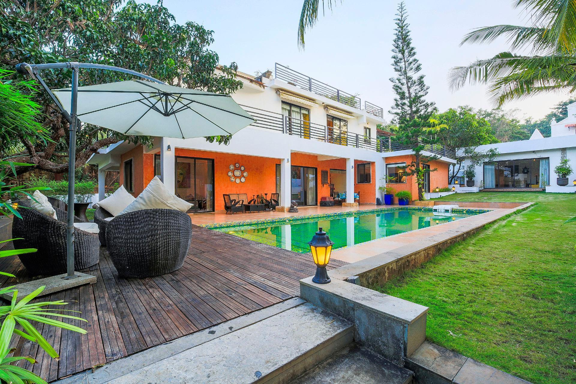 Stylish 4 Bedroom Villa With A Private Pool 70587
