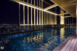 [スクンビット]アパートメント(29m2)| 1ベッドルーム/1バスルーム 【hiii】Charming HighFL Studio/Cloud Pool&Gym-BKK099
