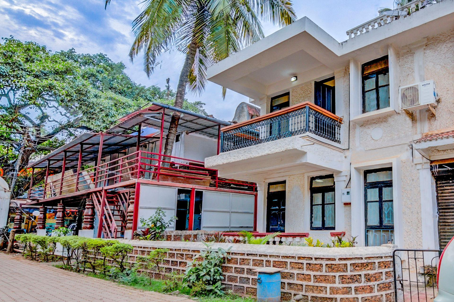 Homely 3 Bedroom Villa. Near Baga Beach 71040
