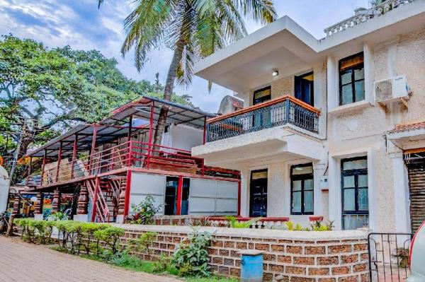 Homely 3-bedroom villa. near Baga Beach/71040 Goa
