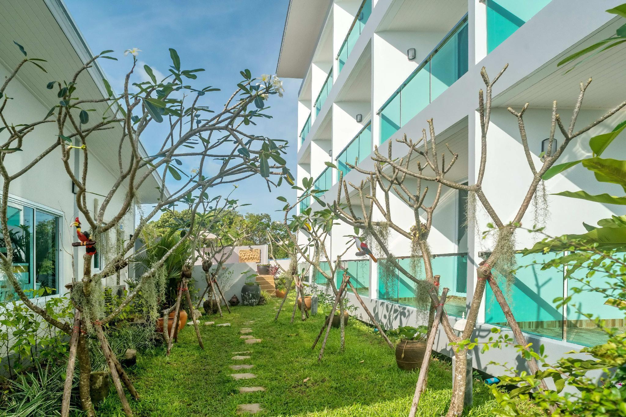 The Tree Samui อพาร์ตเมนต์ 1 ห้องนอน 1 ห้องน้ำส่วนตัว ขนาด 32 ตร.ม. – หาดบ่อผุด