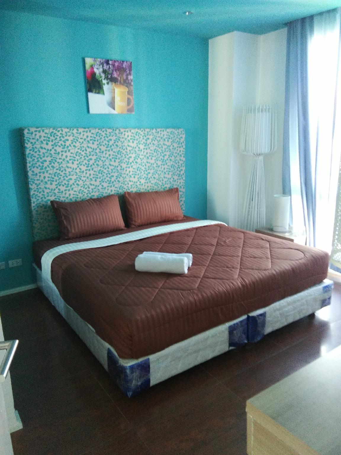 Atlantis resort condo C808 by AK อพาร์ตเมนต์ 1 ห้องนอน 1 ห้องน้ำส่วนตัว ขนาด 40 ตร.ม. – หาดจอมเทียน