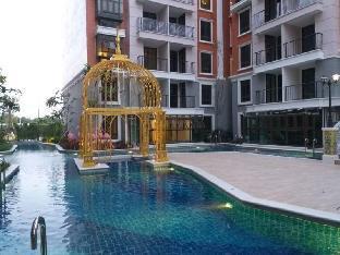 Espana Condo Resorts Jomtien Pattaya สตูดิโอ อพาร์ตเมนต์ 1 ห้องน้ำส่วนตัว ขนาด 24 ตร.ม. – หาดจอมเทียน