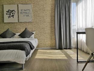 [バーンナー]アパートメント(60m2)| 1ベッドルーム/1バスルーム Cozy room with Sky pool near BTS Baering Station