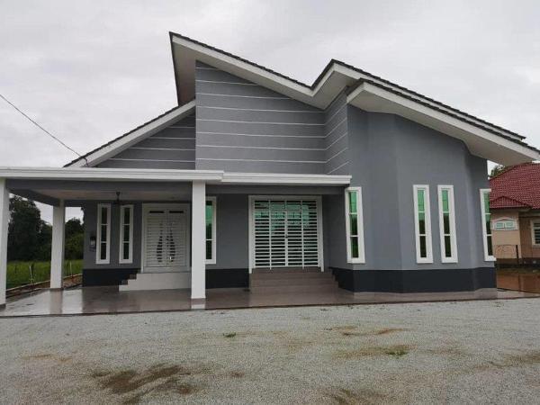 5 Star Family Villa In Besut Besut