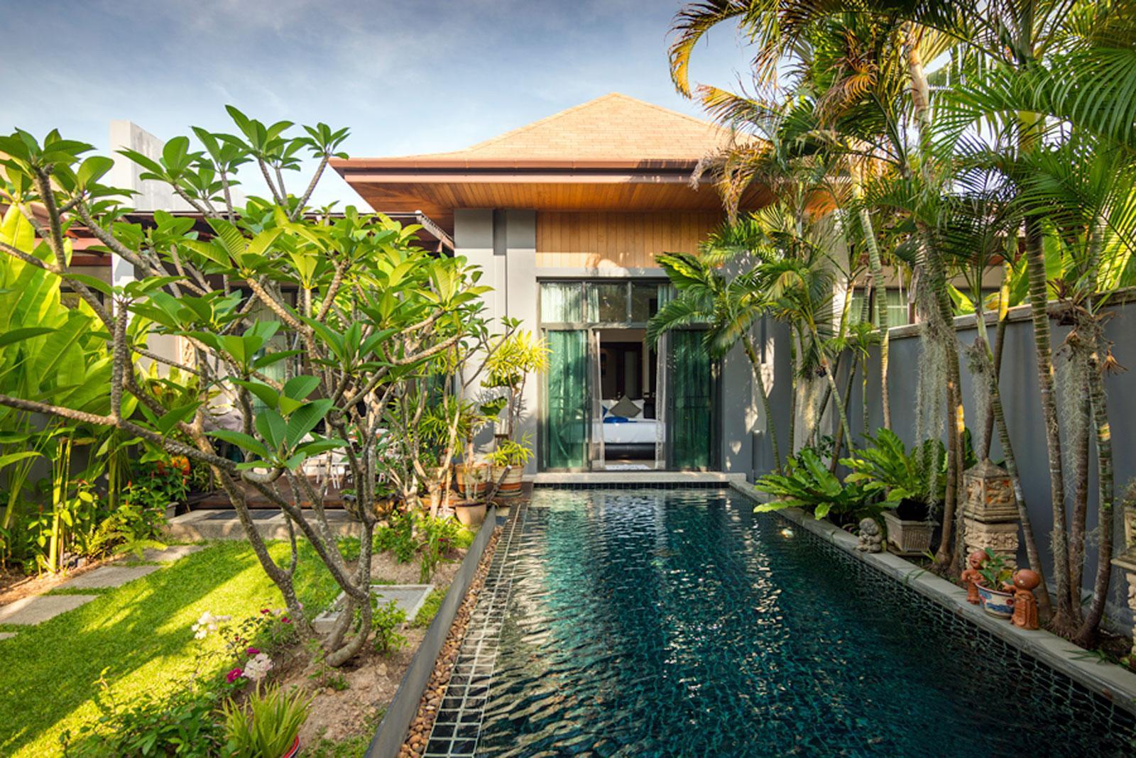 Comfortable 2br Pool Villa In Center SaiYuan