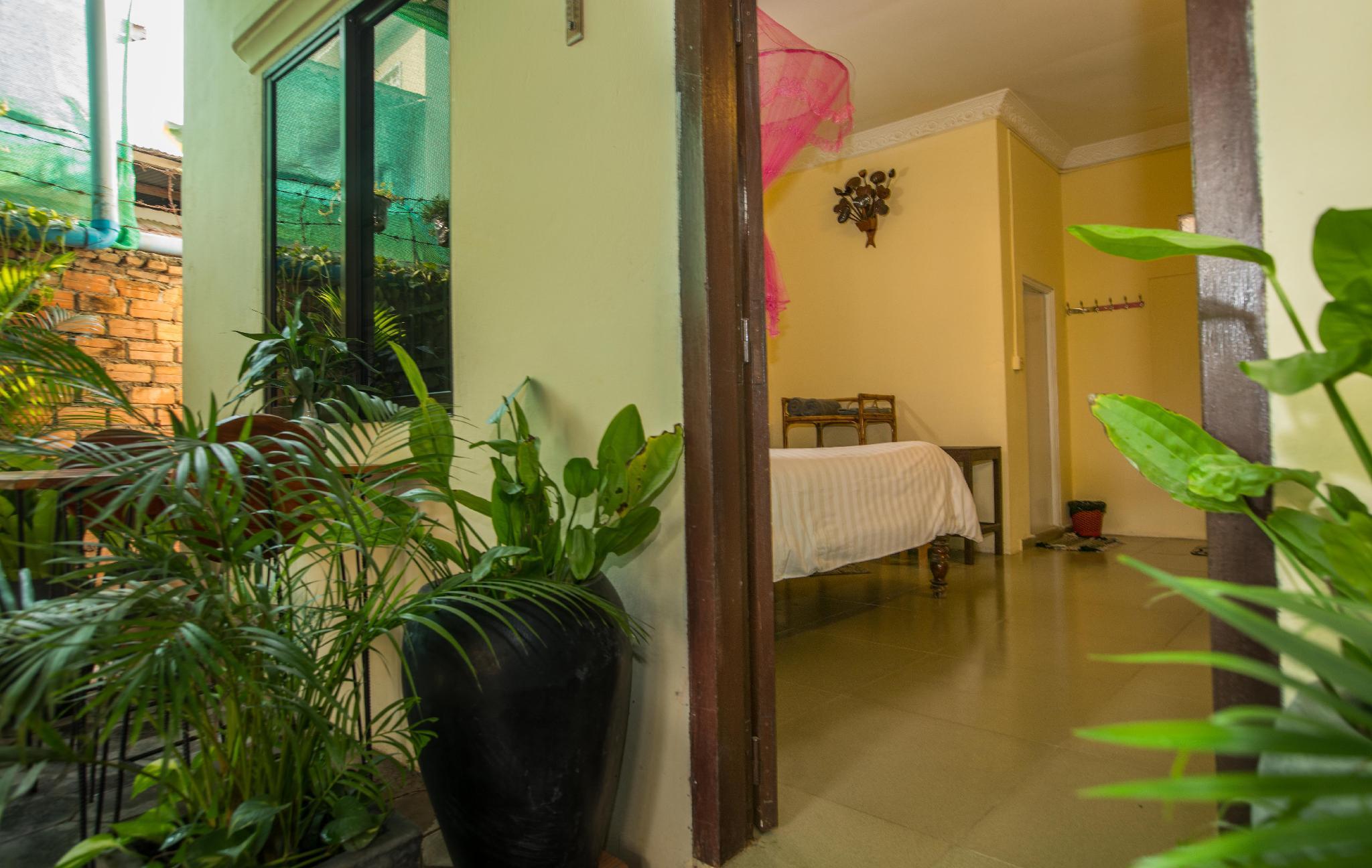 Imagination Of Khmer Modern Homestay
