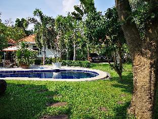 Stunning Guesthouse with pool and peace garden บังกะโล 1 ห้องนอน 1 ห้องน้ำส่วนตัว ขนาด 48 ตร.ม. – เขาหินเหล็กไฟ