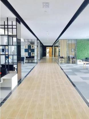 [バーンナー]アパートメント(35m2)| 1ベッドルーム/1バスルーム IDEO S115  0 meters from BTS long-term rental