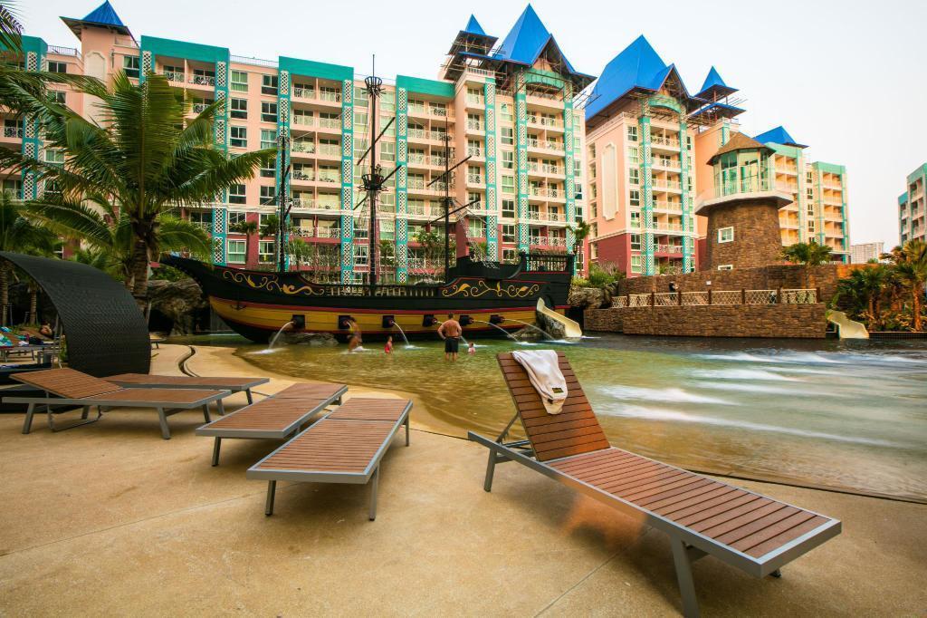 Grande Caribbean Condo Resort  Cityview RM@Pattaya