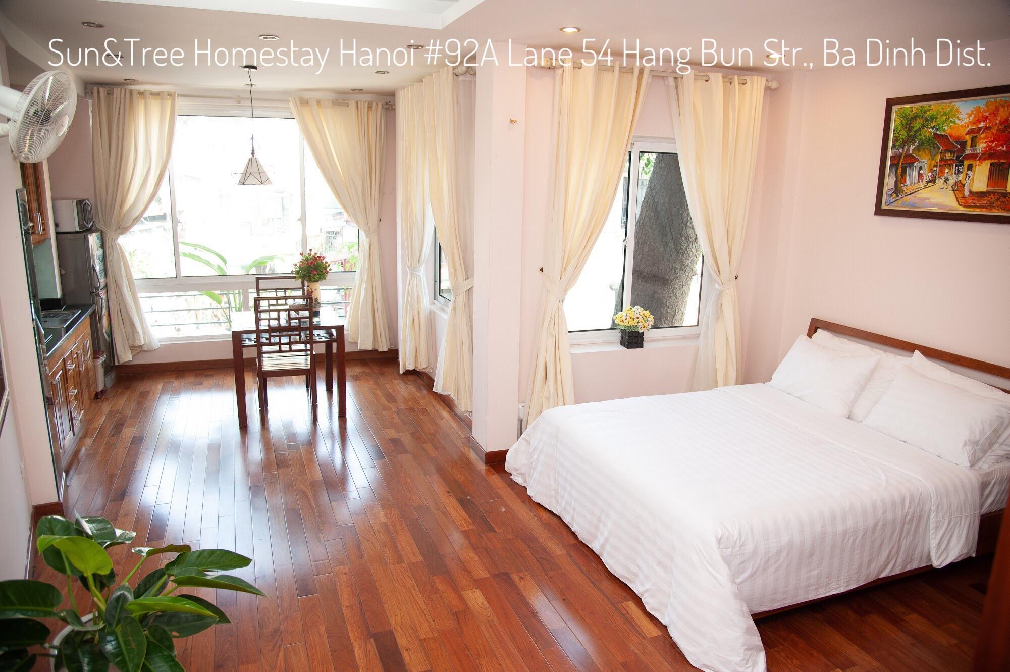 SunandTree Homestay Hanoi   Deluxe Room 3