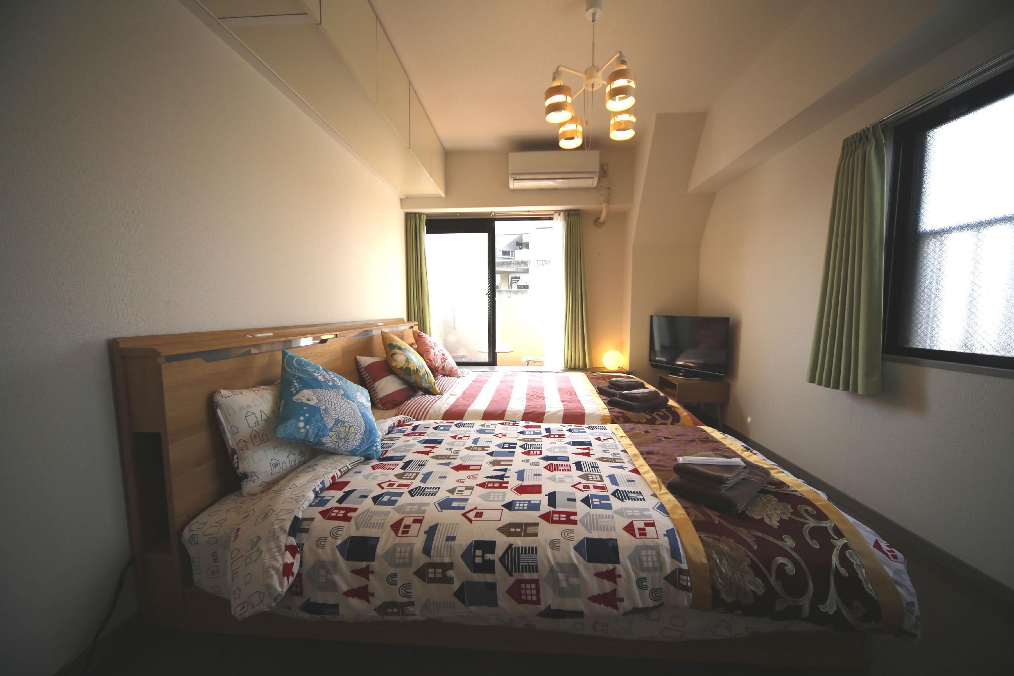 N61 Hakata Neo Hotel  Free Wifi