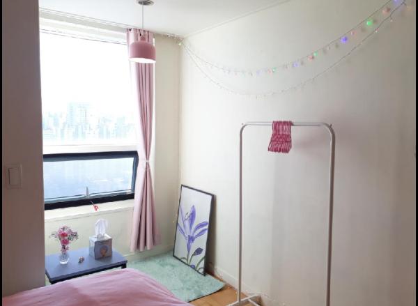 Jegi Sub 3min/clean&adorable/high rise/good view Seoul
