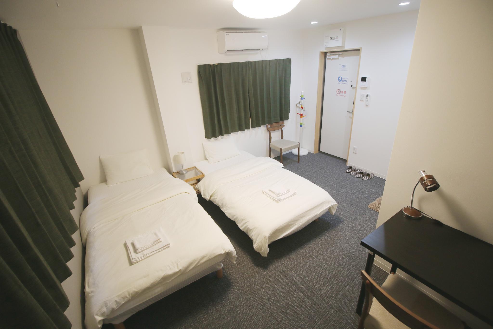 Uhome Shinokachimachi Apartment