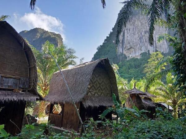 AOLUEK PARADISE. TAM CLANG Krabi
