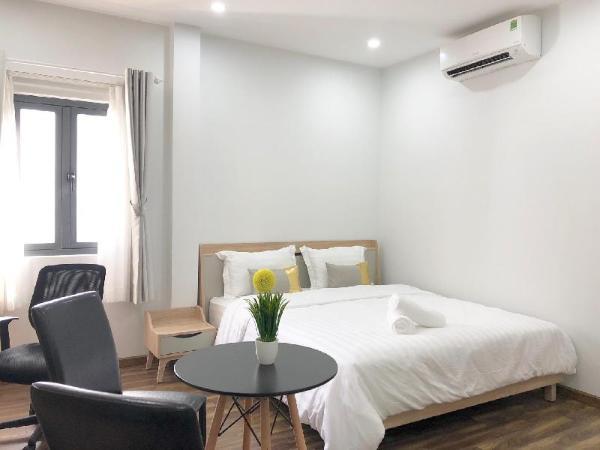New Elegant Studio Apt in central HCMC No.1 Ho Chi Minh City
