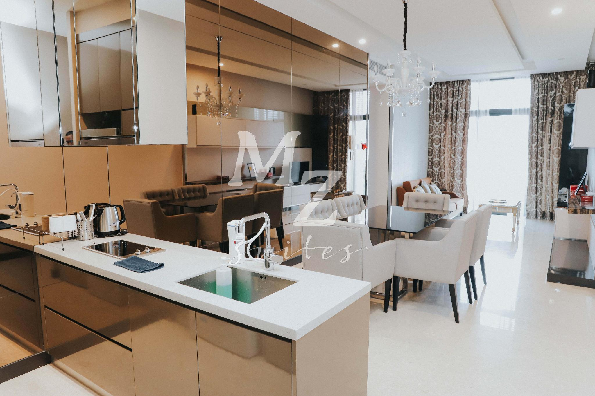 Dorsett Residence   MZS   Kuala Lumpur