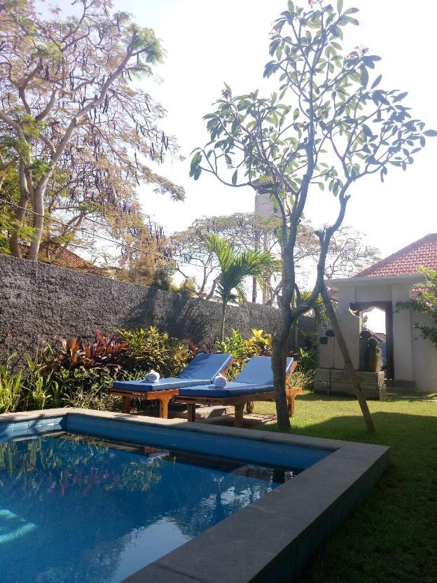 Room with Garden view dan pool