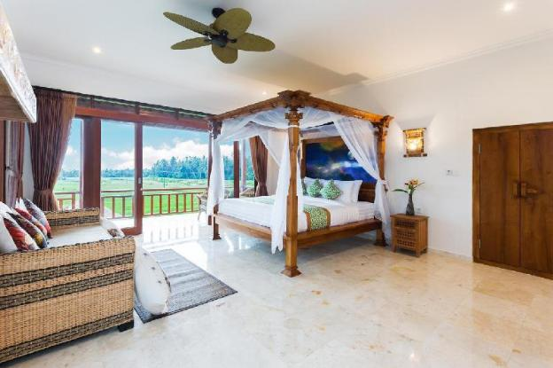 Luxury Villa in Ubud Champaca 2