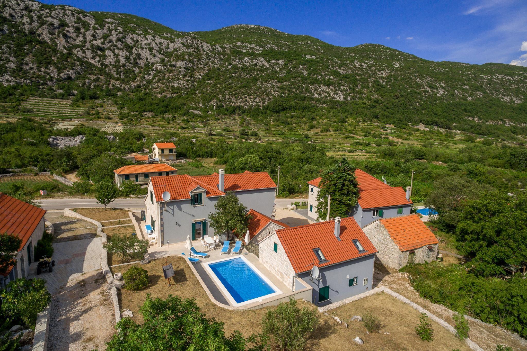 Family Villa Roglic With Private Pool
