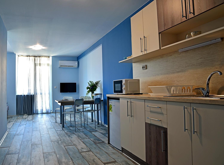 Blue Scene Apartment