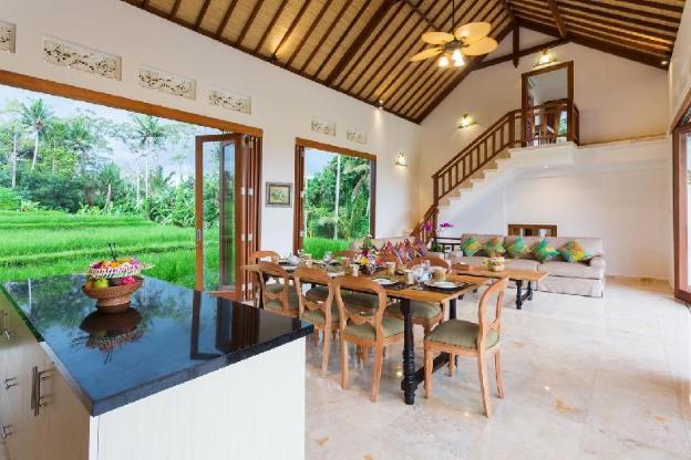 Luxury Villa in Ubud Champaca 1