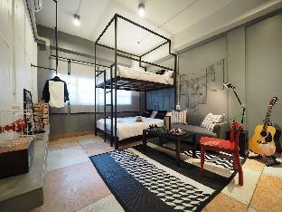 [チャトチャック]アパートメント(25m2)| 1ベッドルーム/1バスルーム Design Quadruple ensuite /JJ market/BTS