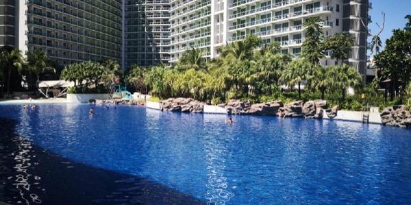 Azure Urban Resort 2BR - Gospel Haven with Parking Manila