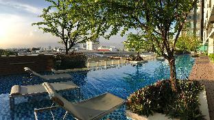 [スクンビット]アパートメント(31m2)| 1ベッドルーム/1バスルーム 1step to BTS, nice view condo with pool, gym,wifi
