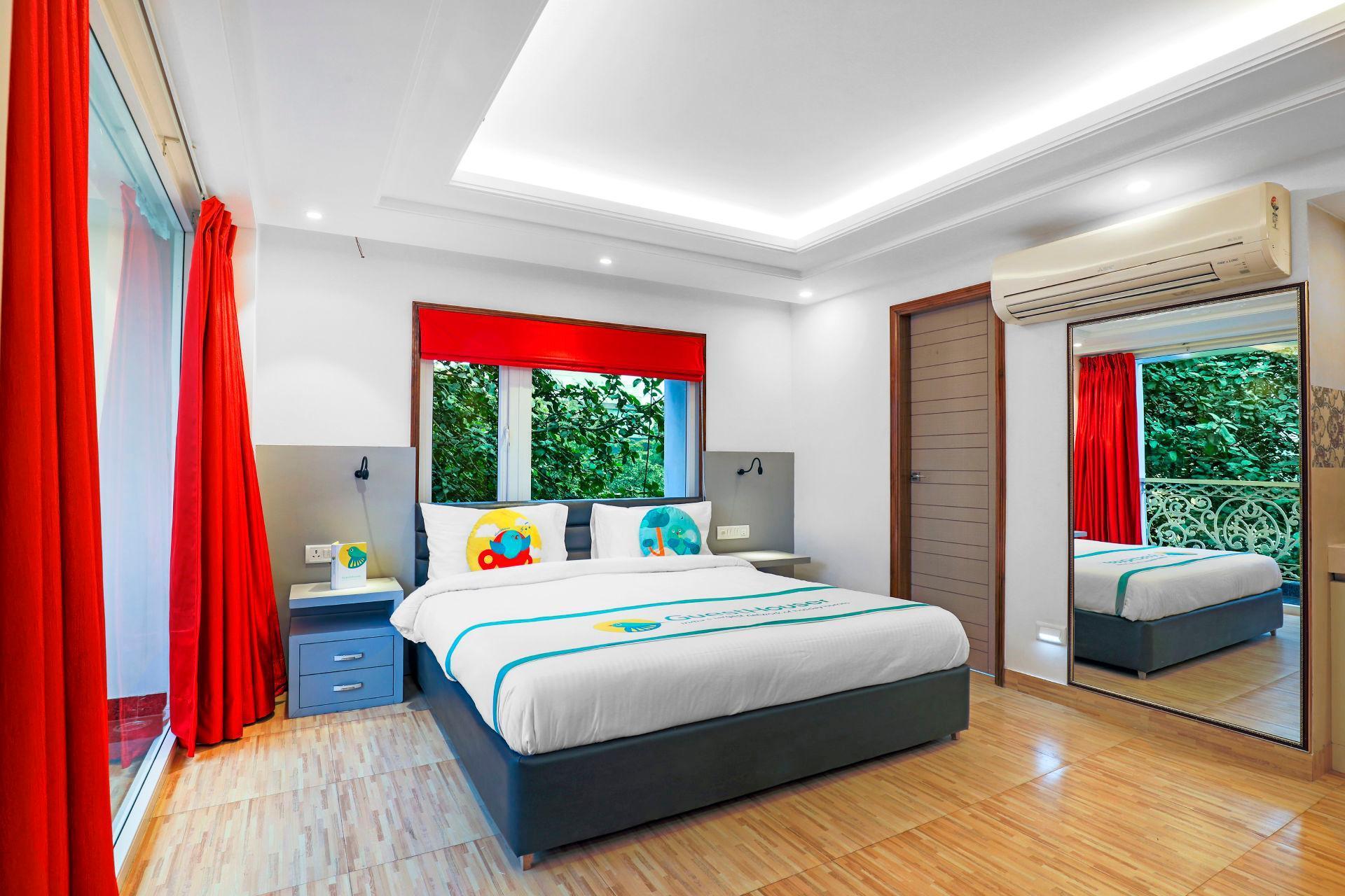 Relaxing Studio Apartment In Safdarjung 71869