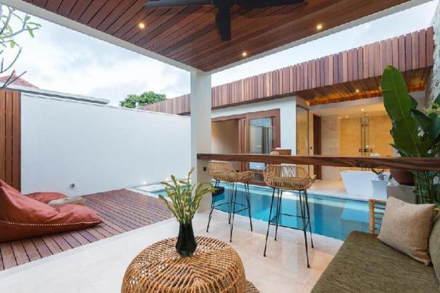 New Romantic One BR Pool Villa At Vilaasee Villa