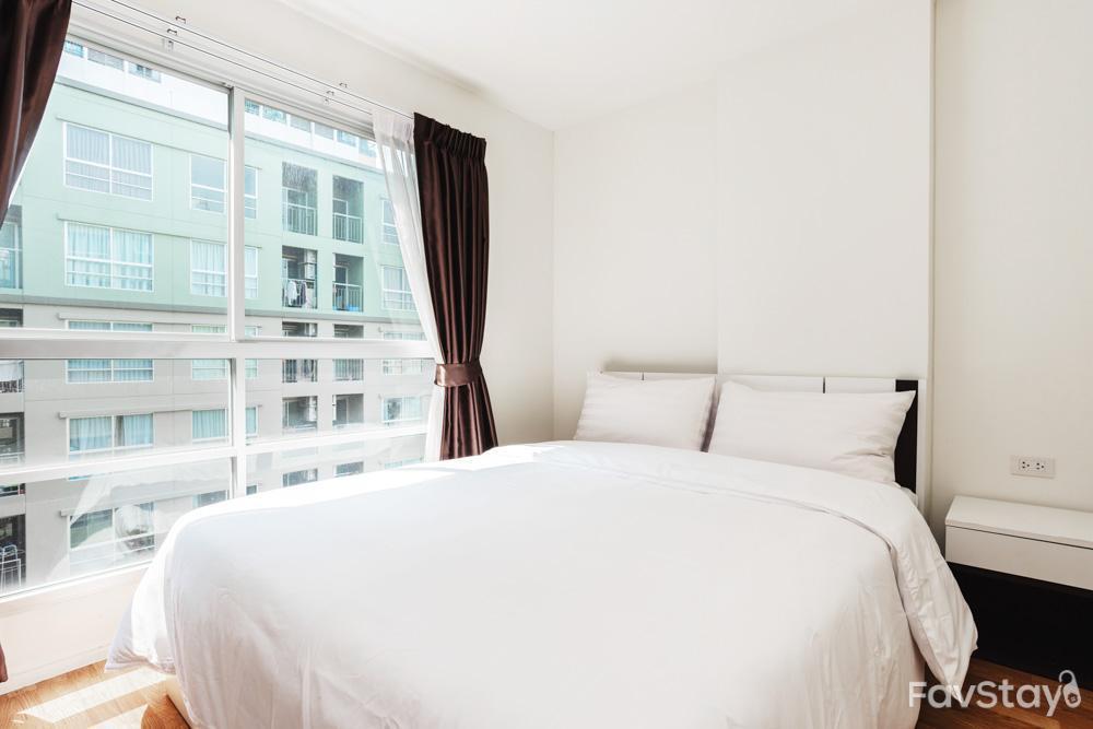 White Boutique  1BR  Apartment 130m To MRT BL23
