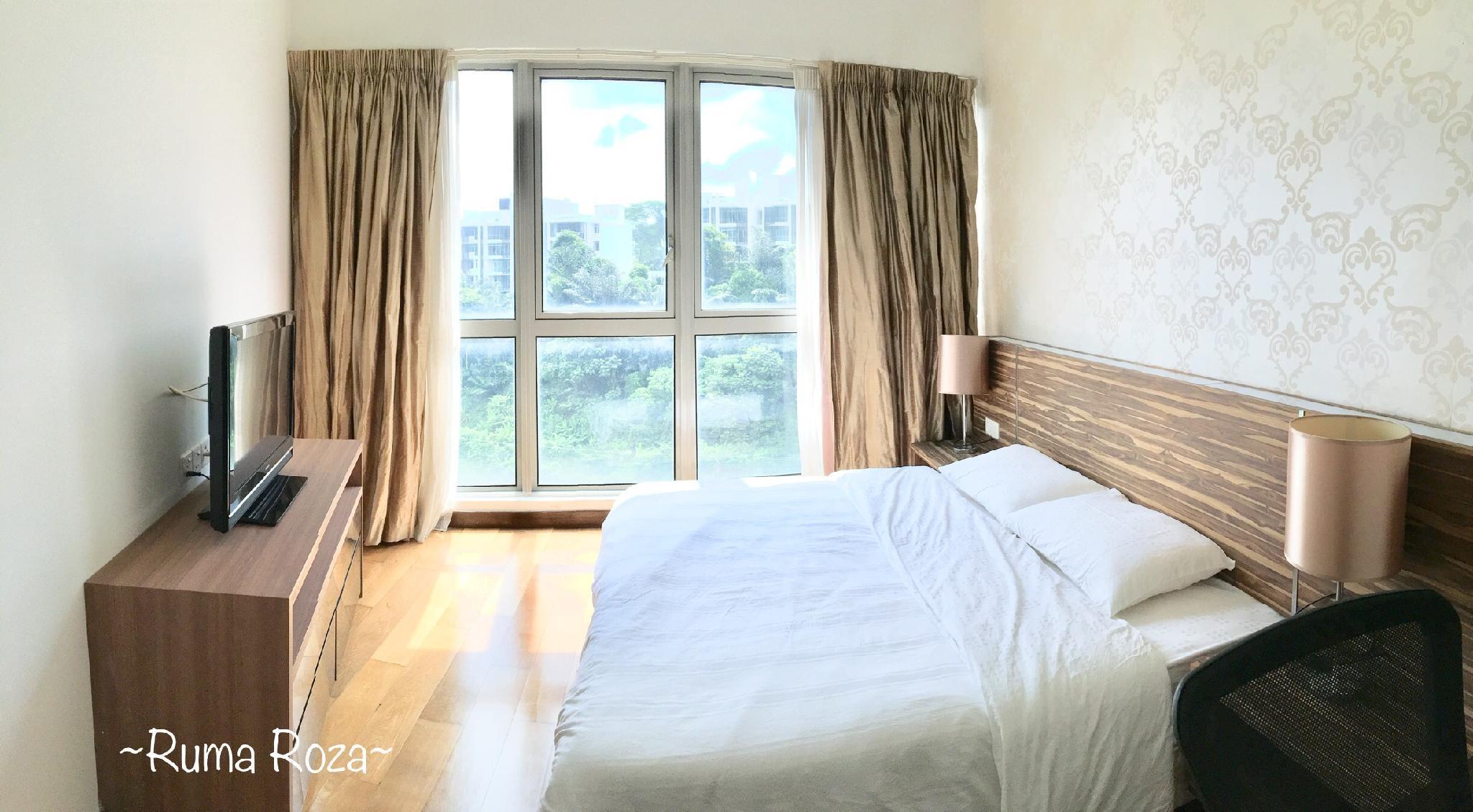 Ruma Roza Apartment Suite