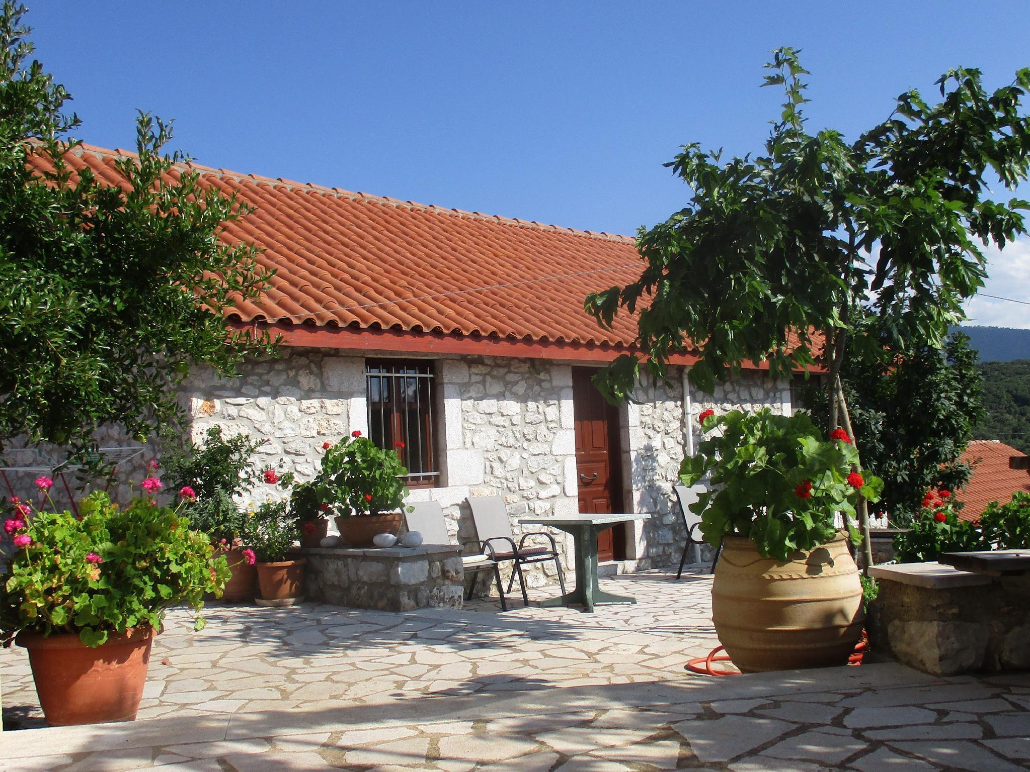 Amygdalia A Stone House 'For You' In Leonidion85m2