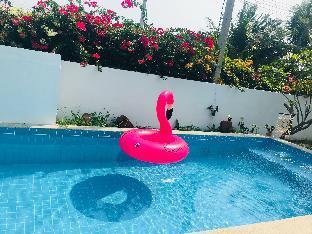 Luxury Pool Garden Villa 1.5 km from the beach วิลลา 2 ห้องนอน 2 ห้องน้ำส่วนตัว ขนาด 280 ตร.ม. – กลางเมืองหัวหิน