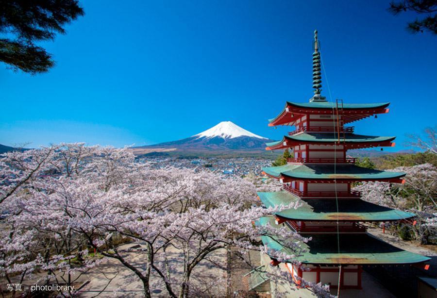 Japanese Tradisional HUGE House Viewing Mt.FUJI