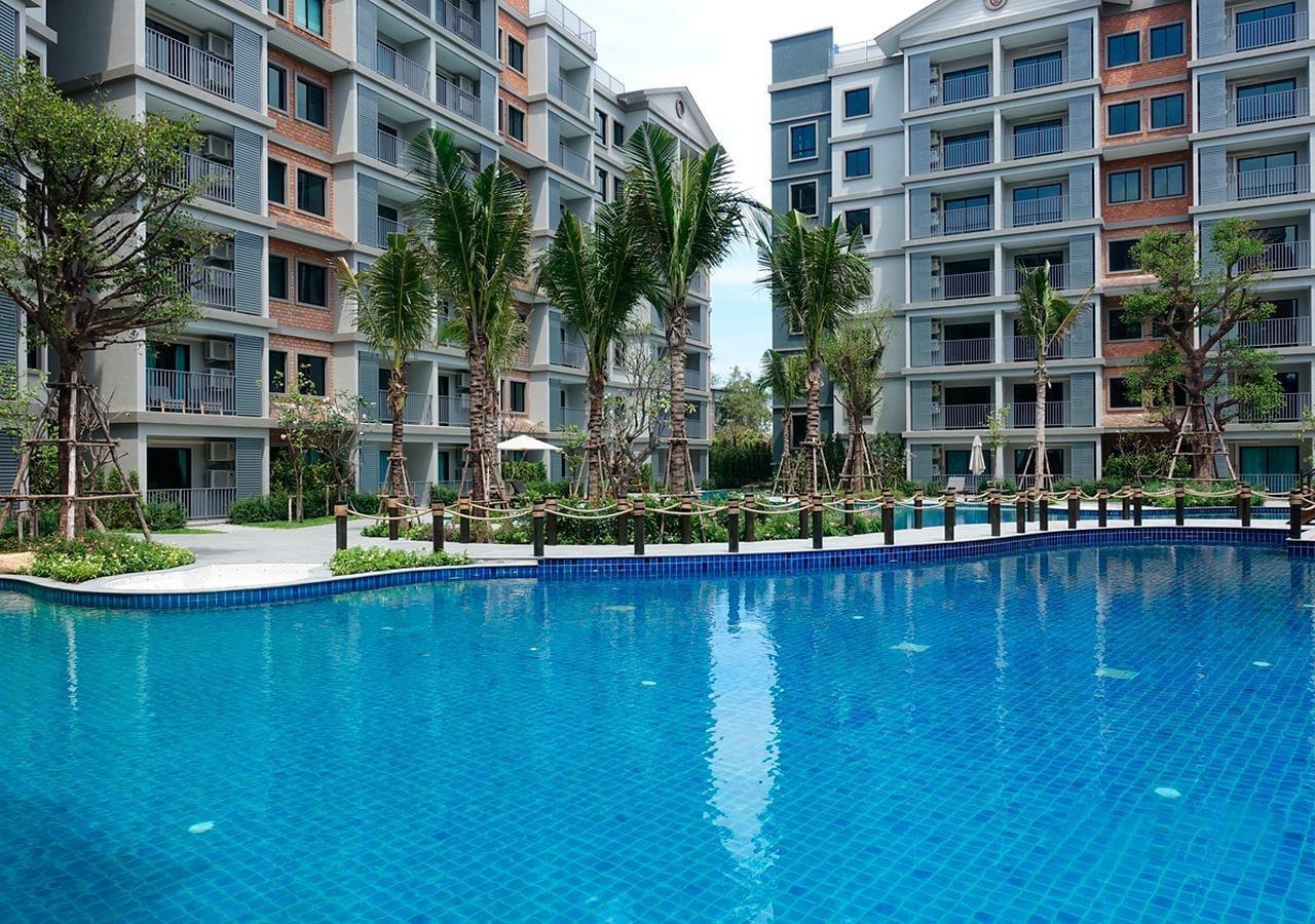1bedroom Apartments in 250m from Nai Yang beach อพาร์ตเมนต์ 1 ห้องนอน 1 ห้องน้ำส่วนตัว ขนาด 39 ตร.ม. – ในยาง