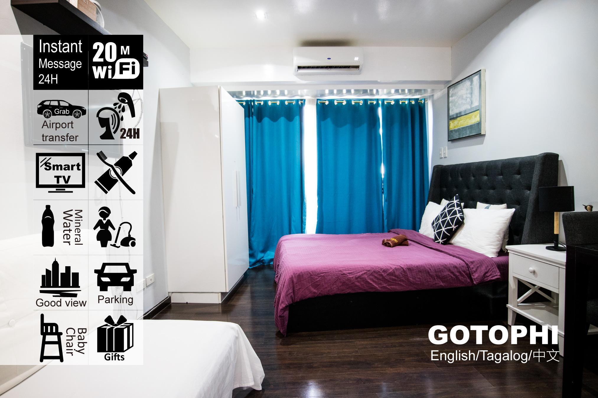 Gotophi Luxurious Hotel Knightsbridge Makati 5008