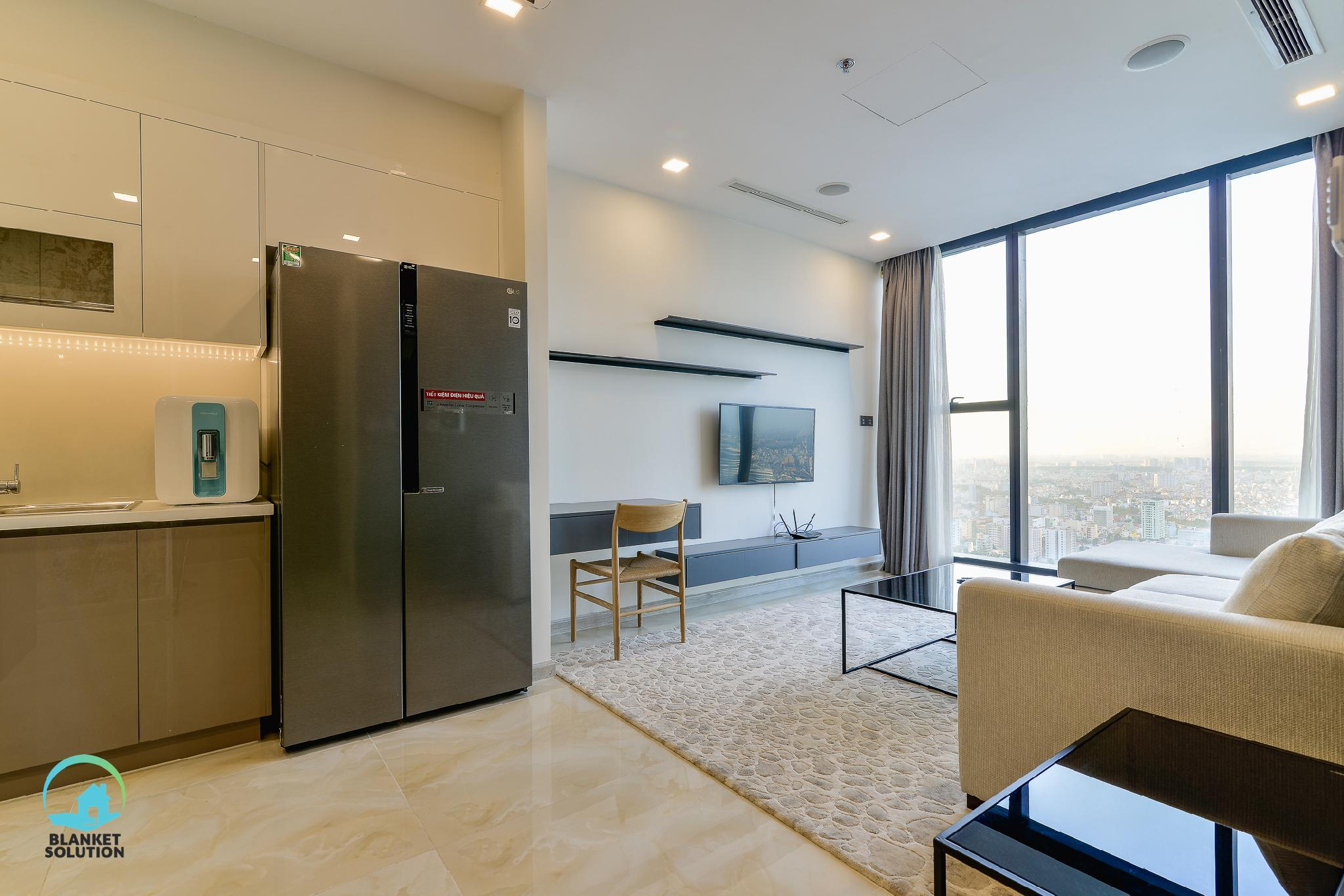 Amazing Park And City View  Brand New 1BR In D1