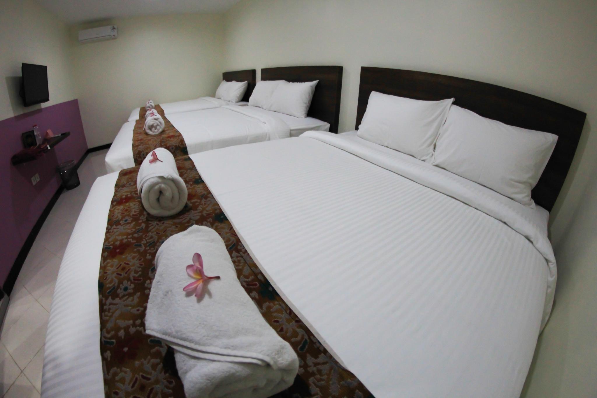 Room For 6 Person Alkyfa 2 Denpasar