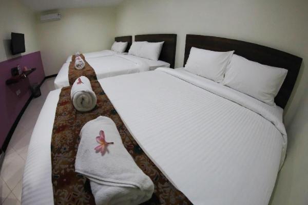 Room for 6 Person Alkyfa 2 Denpasar Bali