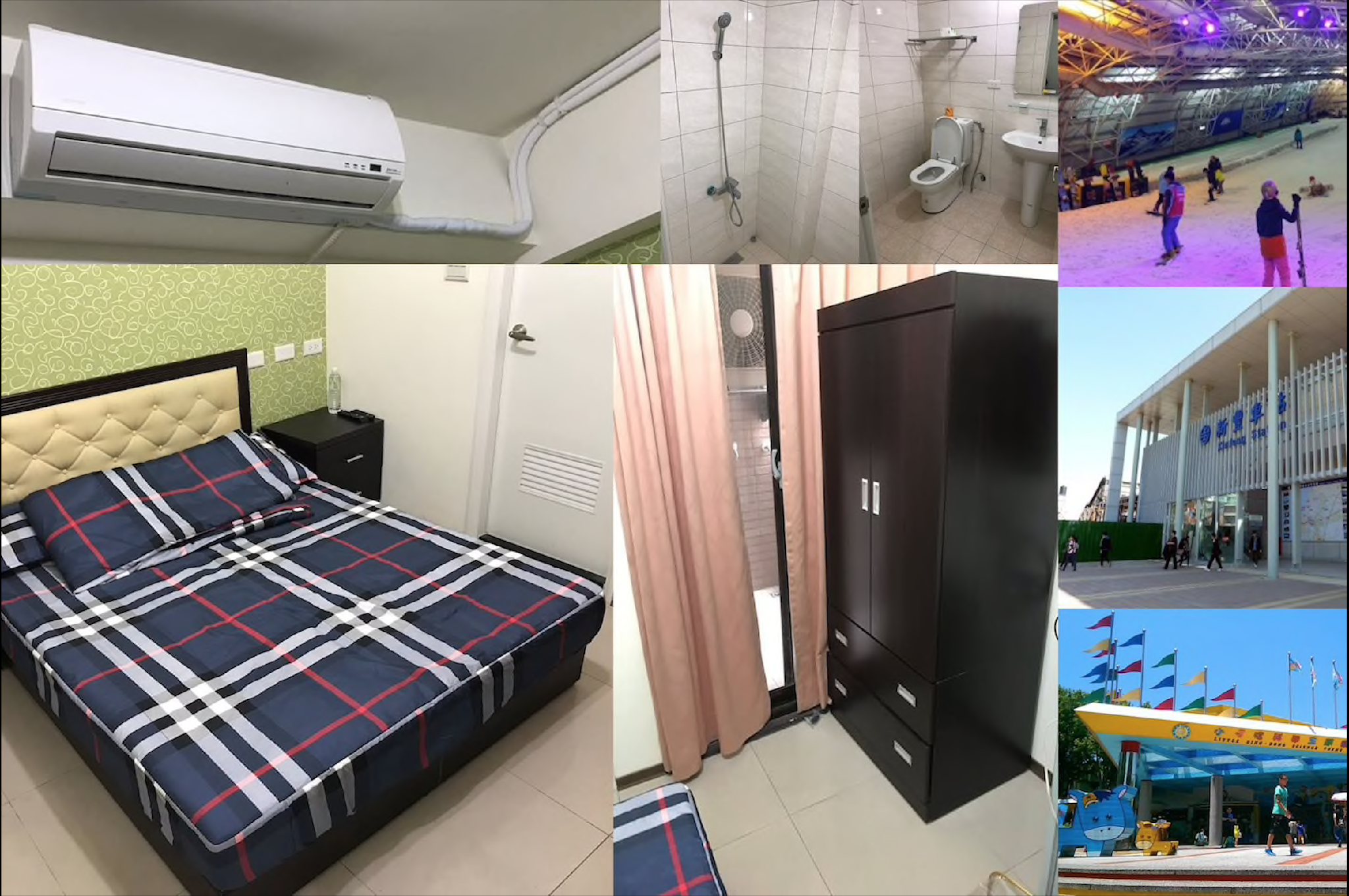 Cozy Apartment Near Xinfeng Station 10mins   2F 2