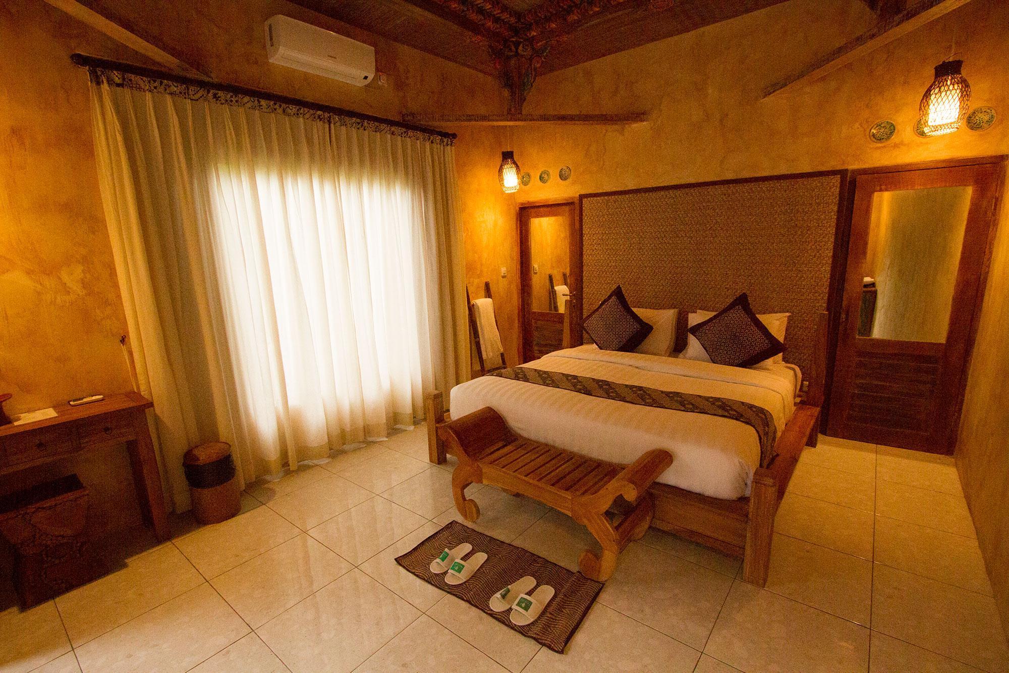 Double Room At Payangan Residence