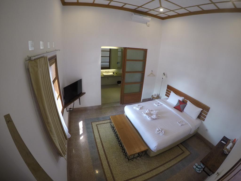Deluxe Double Room At Jl. Merbabu