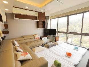 [パタヤ南部]アパートメント(75m2)  2ベッドルーム/2バスルーム #131 U  LUX 2BDRM FAMILY SUITE, FAMILY POOL