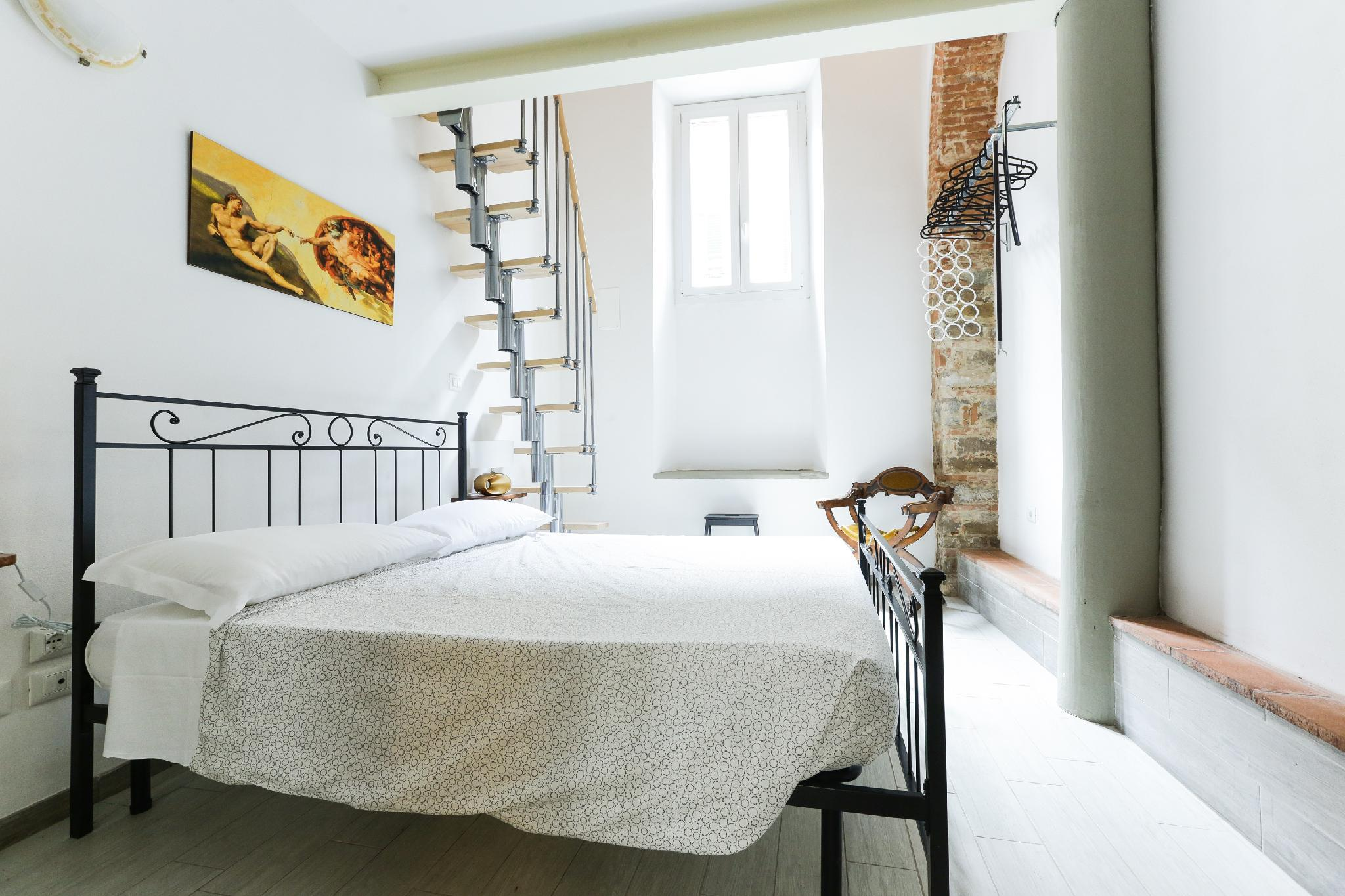 Florence Fortezza Apartment