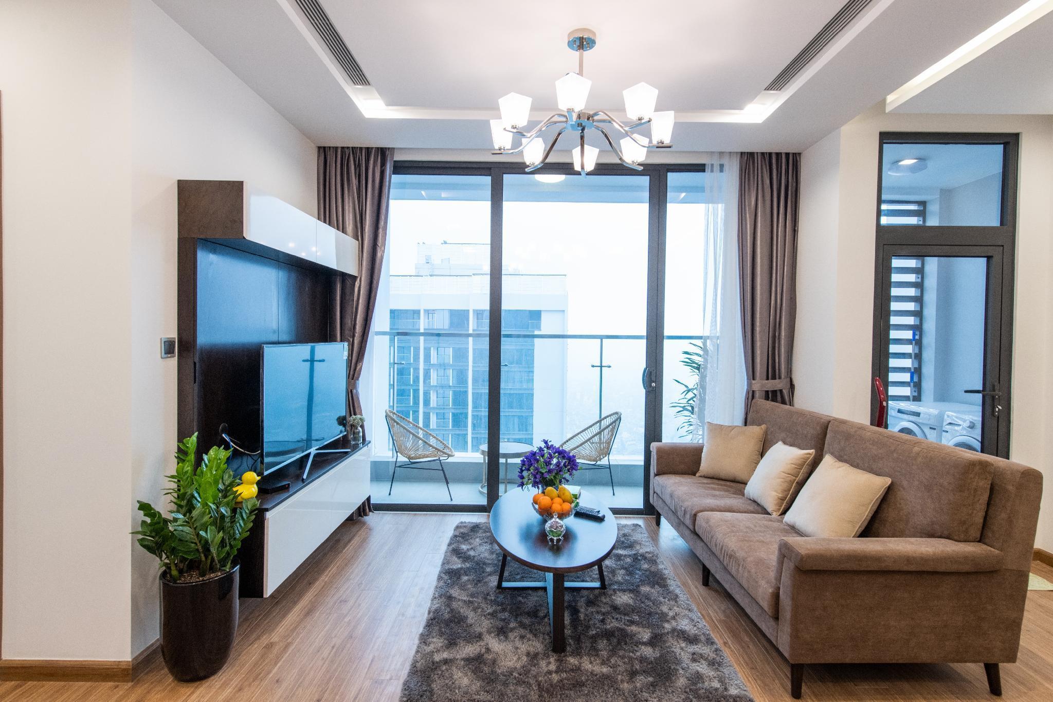 Hi Home  4 2 BR Luxury Apartment Metropolis